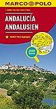 MARCO POLO Karte Spanien  Andalusien 1:300 000 (MARCO POLO Karten 1:300.000) -