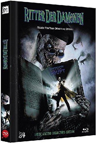 Geschichten aus der Gruft: Ritter der Dämonen (Limited Mediabook Edition) [Blu-ray]