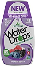 SweetLeaf Mixed Berry Water Drops, 48 ml, Mixed Berry