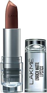 Lakme Enrich Matte Lipstick, Shade BM12, 4.7 gm