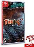 Turok 2 uncut [Limitierte Sammlerauflage] - Weltweit 2500 Stk - Englisch (Switch)