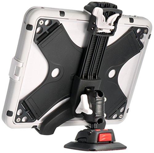 ROKK Mini Cases autoadesiva Tablet Starter Kit, Nero/Rosso/Bianco, Taglia Unica