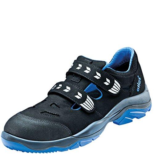 atlas Sicherheits-Sandale SL 465 XP - EN ISO 20345 S1P - blau - Weite: 12 - Größe: 42