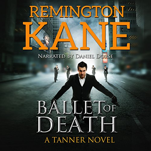 Ballet of Death audiobook cover art