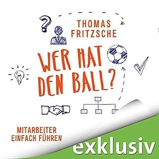 Wer hat den Ball? Mitarbeiter einfach führen Titelbild