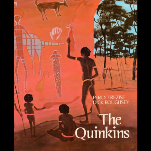 The Quinkins, Burt Dow, & The Great White Man-Eating Shark  audiobook cover art