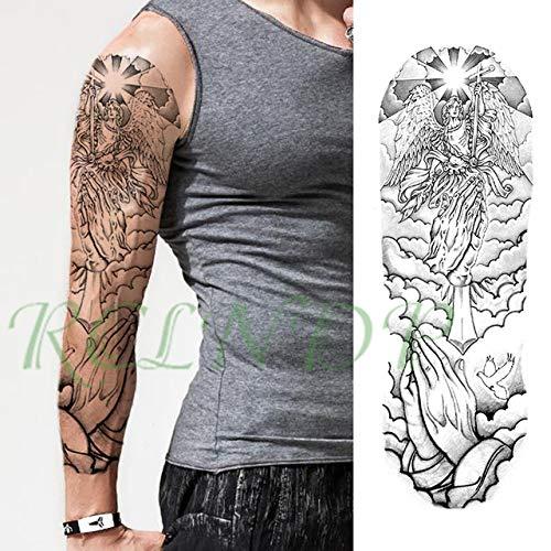 ljmljm 3 Piezas Impermeable Tatuaje Pegatina águila Reloj de ...