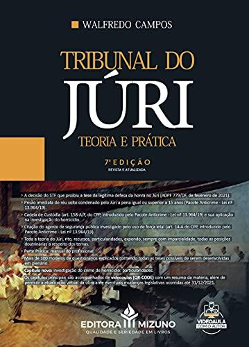Tribunal Do Júri - Teoria E Prática - 7a. Edição