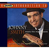 Proper Introduction to Johnny Smith: Meets Master