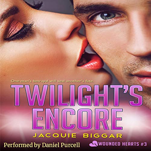 Twilight's Encore audiobook cover art