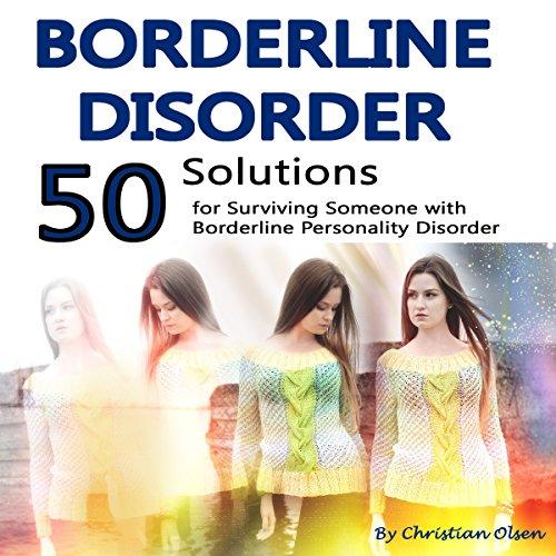 Borderline Disorder audiobook cover art