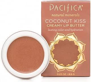 Pacifica Coconut Kiss Creamy Lip Butter Stardust - 0.23 oz