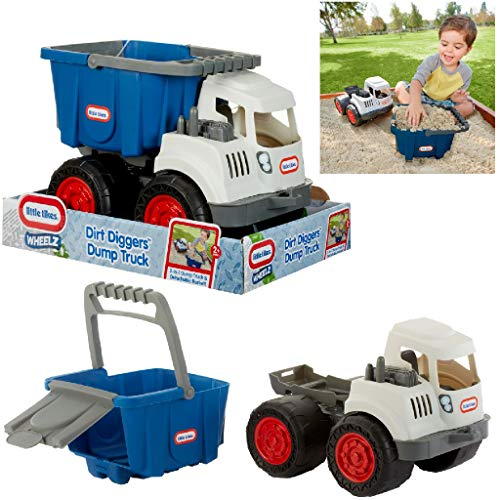 Litte Tikes 632839M - Camion Due in Uno