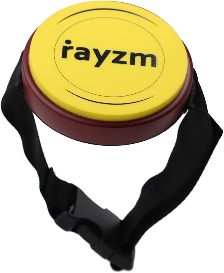 Rayzm Knee Drum Practice Limited Special Price Pad Strap-on Leg Portable wit Time sale