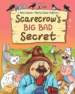 Scarecrow's Big Bad Secret