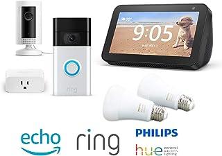TV OFFER - Alexa smart home - Starter Kit - Charcoal