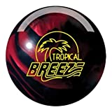 Storm Tropical Breeze Bowling Ball- Black/Cherry (16lbs) by Storm