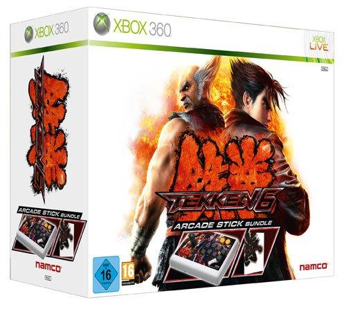 Tekken 6 - Edition Limitée (Jeu + Stick Arcade + Artbook)
