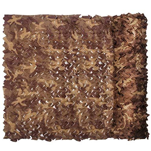 Zonnescherm Net, Jungle Camouflage Camouflage Net, auto zondag schaduw Netto Dak,3x4m