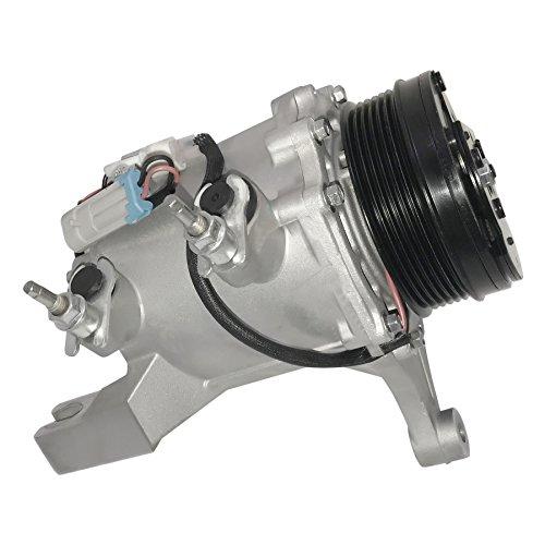 RYC Remanufactured AC Compressor and A/C Clutch GG499