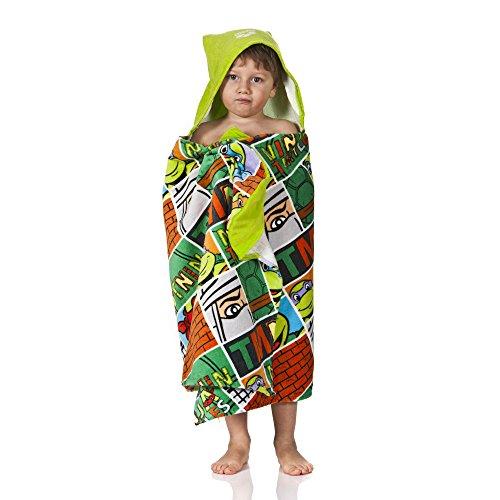 ARENA kinderen Cartoon poncho badhanddoek