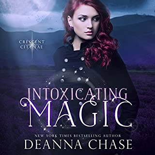 Intoxicating Magic     Crescent City Fae, Book 3              By:                                                                                                                                 Deanna Chase                               Narrated by:                                                                                                                                 Gabra Zackman                      Length: 8 hrs and 59 mins     72 ratings     Overall 4.6