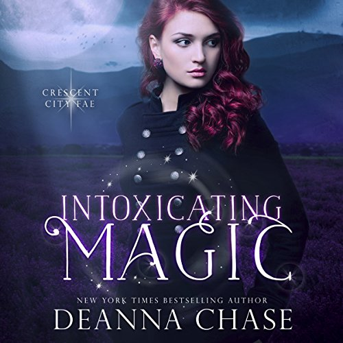Intoxicating Magic  cover art