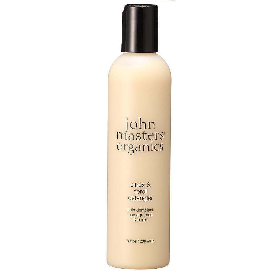 破壊的なビリー噴水JohnMastersOrganics(John Masters Organics ジョンマスター)オーガニック シトラス&ネロリ デタングラー ヘアケア Hair Care CD 669558-500068 【コンディショナー】