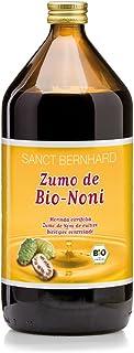 Zumo de Noni, 100% Zumo Directo, orgánico, sin conservantes - 1 Litro