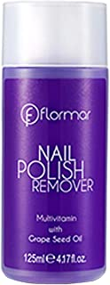 Flormar Nail Polish Remover-Grape Seed Oil 01