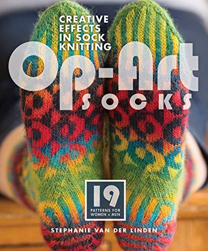 Op-Art Socks: Creative Effects In Sock Knitting