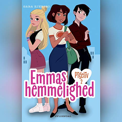 Emmas hemmelighed audiobook cover art
