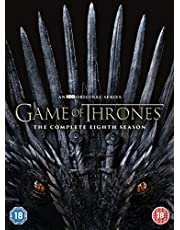 Game of Thrones: Season 8 [DVD] [2019]