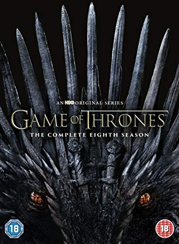 DVD3 - Game Of Thrones S8 (3 DVD)