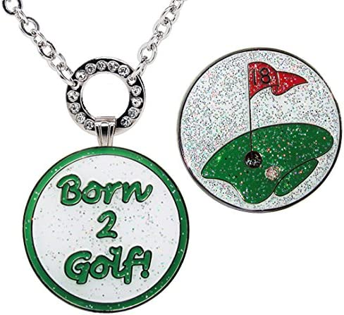 Navika Allure Magnetic Necklace with New Free Shipping Born The 2 Recommendation Golf Green Gli