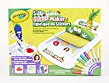 CRAYOLA 74 – 7261-e-000 Silly Scents Sticker Maker