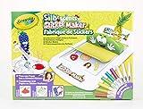 Crayola 74-7261-E-000 Silly Scents Creador de pegatinas