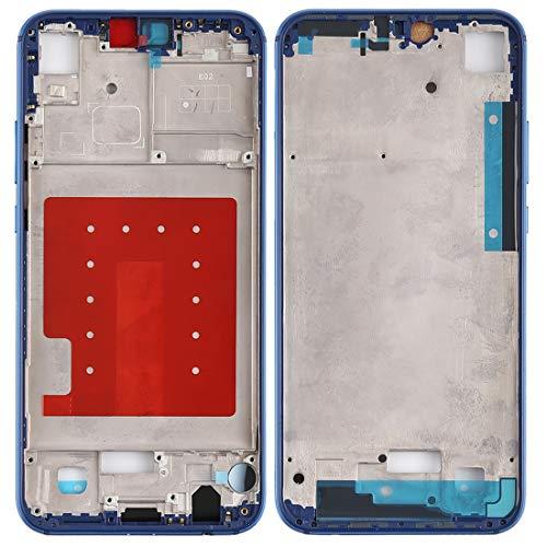 Zhouzl Huawei Spare Cornice Anteriore Cornice LCD for Huawei P20 Lite/Nova 3e (Nera) Huawei Spare (Colore : Blue)