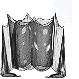 Halloween Deko Stoff Für Halloween Party Dekoration für die Türen Hallen, Duschvorhänge, Veranden, Decks, Fenster, Tore [ 6M * 1.2 M]