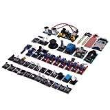 Nrpfell 45 Piezas/Juego Placa del MóDulo Sensor para Raspberry Pi Kit de Inicio de MóDulo de Sensor Actualizado de EducacióN DIY
