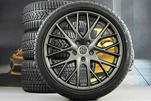 Compatible con Porsche 971 Panamera 21' Sport Design Platinum Winterräder / Wheels