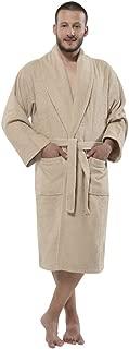 Terry Shawlcollar Men's 450 Bathrobe Wrap in Style