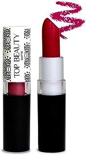 Batom Matte Dry Lip Top Beauty 3, 5Gr Cor 13, Top Beauty
