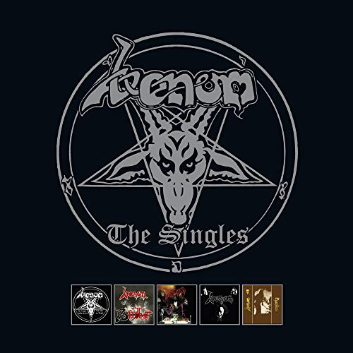 The Singles (5 X 7inch Box) [Vinyl Single]
