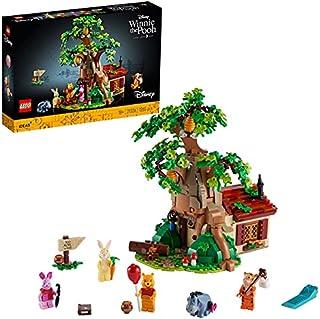 LEGO Ideas 21326 Winnie the Pooh, Hundred Acre Wood, Pooh Bear's house