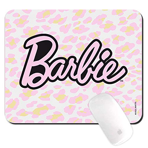 Alfombrilla de ratón Antideslizante Original y Oficial de Barbie para PC, diseño, 220 x 180 mm, Estilo 6