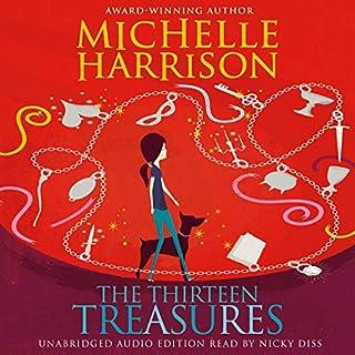 The Thirteen Treasures cover art
