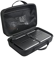 Sponsored Ad - Anleo Hard Travel Case Fits Canon PIXMA TR150 / iP110 Wireless Mobile Printer with Battery photo