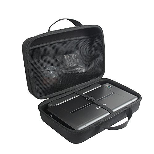 New Anleo Hard Travel Case Fits Canon PIXMA iP110 Wireless Mobile Printer with Battery