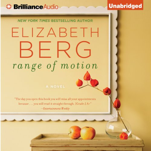 Range of Motion audiobook cover art